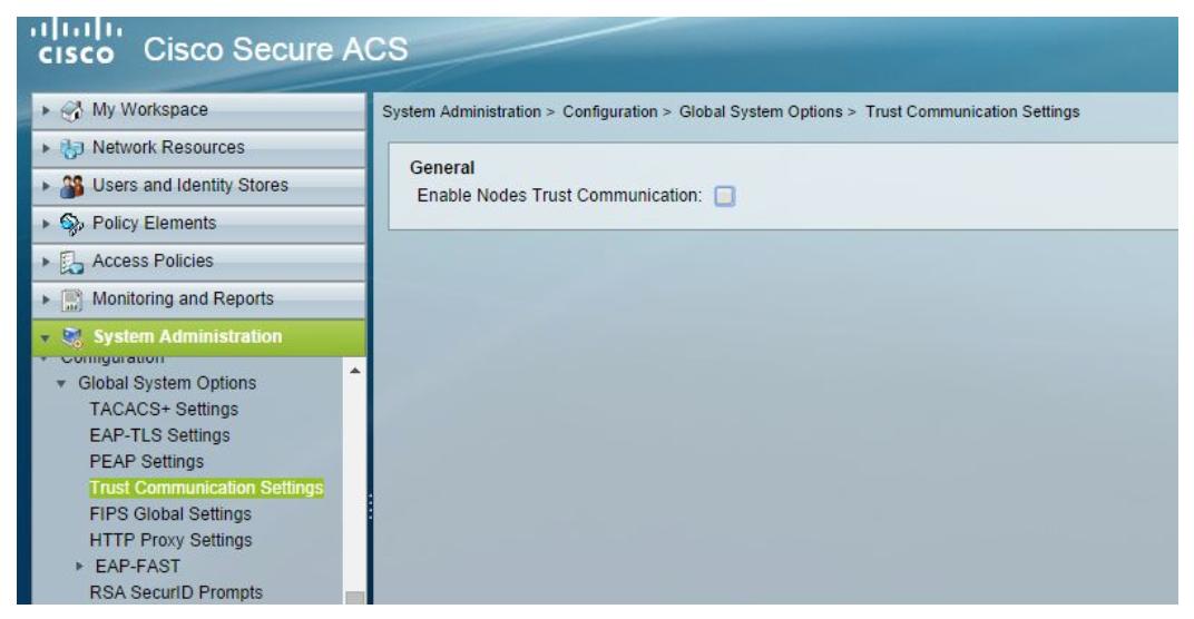 ACSレプリケーション